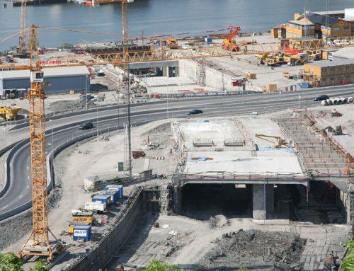Bjorvika tunnel, Oslo
