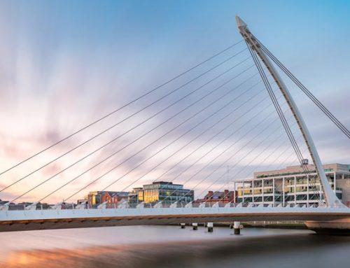 Samuel becket brug, Dublin