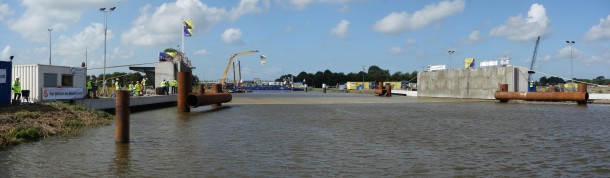 Pannorama Immersion Aqueduct Haak om Leeuwarden