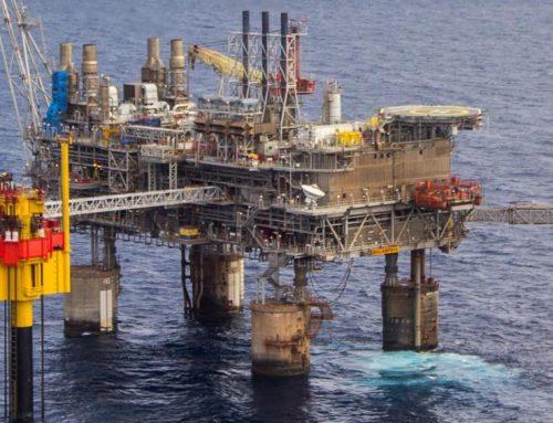 Malampaya gas field